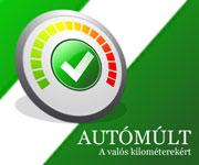 Autómúlt.hu a valós kilóméterekért